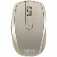 Logitech MX Anywhere 2 Wireless Bluetooth Laser Mouse 1600 DPI 6 Buttons Stone
