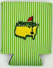 2017 Masters (GREEN/WHITE) CAN COOLER KOOZIE from AUGUSTA NATIONAL