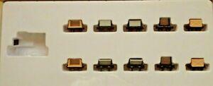 HOn30 MINITRAINS 10 Piece MIXED ORE TRAIN - NEW In BOX (no loco!)