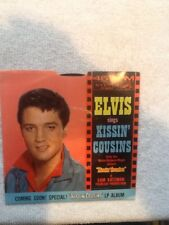 """45 """"Kissin' Cousins/It Hurts Me""""-Elvis Presley W/Picture Sleeve-RCA #47-8307"""