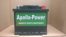 Rover Mini Mayfair 1275 MG Metro Petrol 1992 New Car Battery Apollo Power