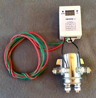 Battery charge controller G4 440 AMP 12V solar panel wind turbine G4 / NO BASE