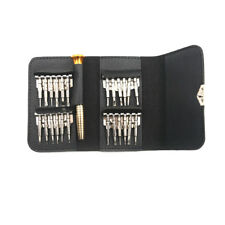 25 in 1 Set Precision Screwdriver Wallet Pocket Repair Tools For PC Laptop*PhoHC
