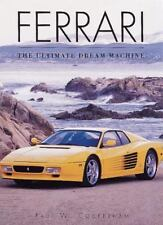 Ferrari: The Ultimate Dream Machine (Cars Series)-ExLibrary