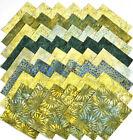 CITRUS SUN Batiks - set #1 from Island Batik - (48) 5