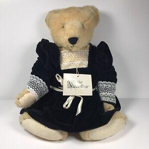 "North American Bear Company ALICE VANDERBEAR 18"" Classic Velvet Collection"