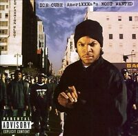 ICE CUBE AmeriKKKa's Most Wanted CD BRAND NEW