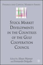 Finance and Capital Markets: Stock Market Developments in the Countries of...