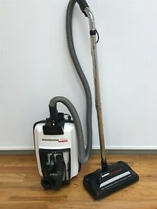 Eureka Ironsides 3.2HP Canister Vacuum +Powerhead Attachments Model 1749 Type A