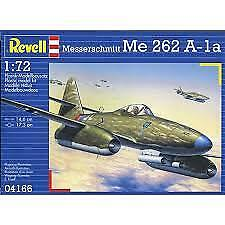 Me 262 A1a 1 72 Revell Model Kit