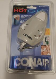NEW CONAIR COMPACT HOT GEL CAP HGM15CS FITS ALL SIZES & BRAND DUAL VOLTAGE