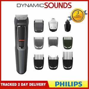 Philips MG3747/33 Series 3000 10-in-1 Multi Grooming Kit Hair Clipper