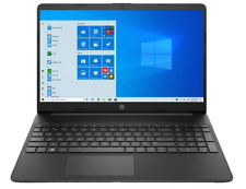 HP 15S-FQ0316NG 15,6 ZOLL NOTEBOOK LAPTOP CELERON/8GB/256GB SSD OVP