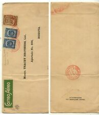 Colombia   airmail cover local use  1923        MS1023
