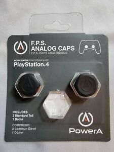Power A PowerA F.P.S. Analog Caps for PS4/PS5 Controller thumb grip