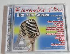 CD/KARAOKE HITS FROM SWEDEN Vol.2 Abba /FUNCD071 / SEALED NEU NEW
