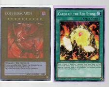 Yugioh Card - Cards Of The Red Stone LDK2-ENJ25 1st Edition