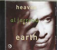 AL JARREAU HEAVEN AND EARTH CD