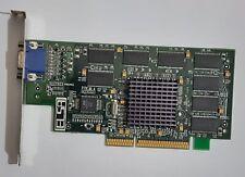 ELSA ERAZOR II AGP Grafikkarte (nvidia Riva TNT, 16MB SD-RAM, 1998)