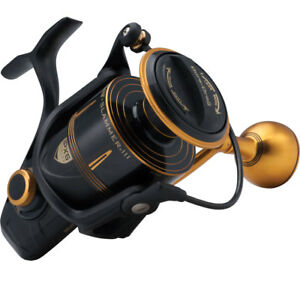 Penn Slammer III MK3 Fixed Spool - All Sizes and High Speed Models Available!!