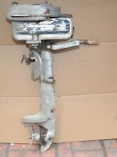 Gale Royal 1947 Outboard Marine Products boat motor  model 2A3 collectible 5 HP