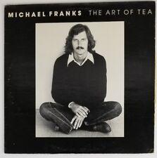 MICHAEL FRANKS The Art of Tea Vinyl Lp MS 2230