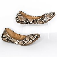 Lucky Brand NWOT Womens Lp Erin Ballet Flats Size 8.5 8 1/2   AO
