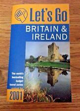 Let's Go 2001: Britain & Ireland