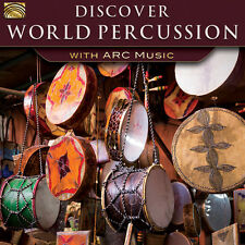 Ojibway / Hirota / F - Discover World Percussion with Arc Music [New CD]