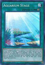 Aquarium Stage - DRL2-EN042 - Super Rare 1st Edition (2 copies)