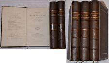 C1 NAPOLEON  Memoires MADAME DE REMUSAT 1802 1808 COMPLET en 3 Tomes BEL ETAT