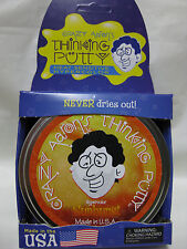 SUNBURST HYPERCOLOR Heat Sensitive Crazy Aaron's Thinking Putty Large 4 inch tin