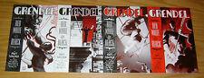 Grendel: Red White & Black #1-4 VF/NM complete series - matt wagner  ashley wood