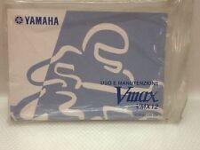 manuale libretto uso e manutenzione Yamaha VMX 12 1999 2001