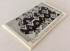 11 x DAILY MIRROR TEAM  B&W RUGBY LEAGUE CARDS 1967 SCANLENS