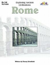 Rome (Exploring Ancient Civilizations) ( Schofield, Tracey Ann ) Used - Good
