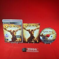God of War: Ascension - Sony Playstation 3 PS3 PAL Game *BellaRoseCollectables*