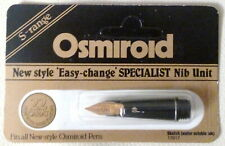 New 22K 'Easy Change' Specialist Calligraphy Nib Unit- Sketch 17917