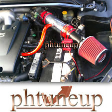 RED fit for 2003-2006 NISSAN MURANO S SE SL 3.5 3.5L V6 AIR INTAKE KIT