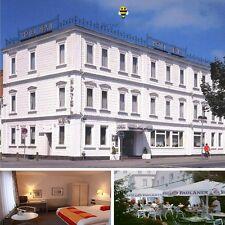 2 Tage Romantik Kurzurlaub Lüneburger Heide 3★ Hotel Meyn Soltau Wandern Therme