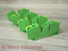 Siemens 8WA2-011-1PJ20 Terminal Block 8WA20111PJ20 (Pack of 4)