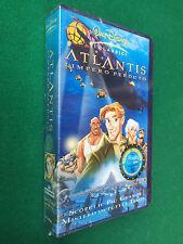 VHS Walt Disney ATLANTIS L'IMPERO PERDUTO (ITA 2002) VS 4906 NUOVO/SIGILLATO