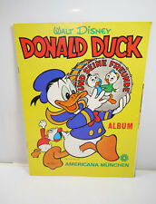 Disney Donald Duck and His Friends - Sticker Album Americana Incomplete Wr2