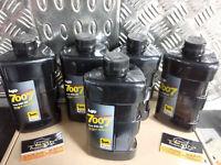 x5 Lt Olio motore Agip 0w30 7007 Full Synthetic vw506.01 503.00 506.00 Long Life