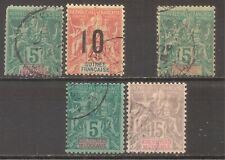 French Colonies Grouping   Used    Cat Val $29+        gtc21