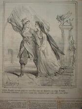 CHAR 092 CARICATURE 1863 INSURECTION POLOGNE AIDE DE VENISE