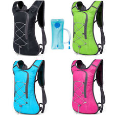 Cycling Backpack Breathable Ultralight Pouch Hiking Bicycle Rucksack Bike Bag