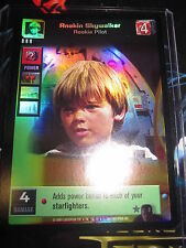 SWCCGYJ CCG YOUNG JEDI REFLECTIONS FOIL MINT SUPER RARE N° 3 ANAKIN SKYWALKER