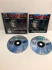 Dracula 2 el último santuario PS1 PlayStation Completa