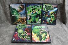 Green Lantern 5 DVD lot